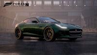 FM7 Jaguar F-Type FF Promo