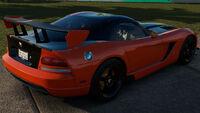 FH3 Dodge Viper 08 Rear