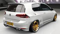 FH4 VW Golf 14 Upgrade Rear