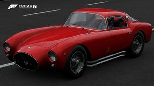 Maserati A6GCS/53 Pininfarina Berlinetta in Forza Motorsport 7