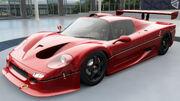 FH3 Ferrari F50 GT Front