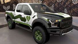FH3 Ford Raptor 17 VIP Front