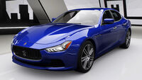 FH4 Maserati Ghibli S Q4 Front