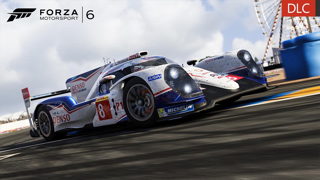 Toyota #8 Toyota Racing TS040 Hybrid | Forza Motorsport Wiki ...