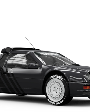 1987 Ford Rs200 Coupe Sports Car Market Keith Martin S Guide