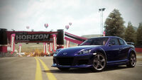 FH Mazda RX-8 Mazdaspeed