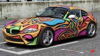 FM4 BMW Z4 M Design