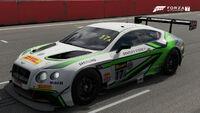 FM7 17 Bentley GT3 Front