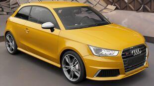 Audi S1 in Forza Horizon 3