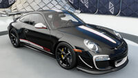 FH3 Porsche GT3 12 Front