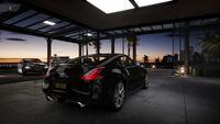FS Nissan 370Z Rear