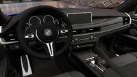 FH3 BMW X6 M Interior