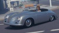 FH3 Porsche 356ASpeedster
