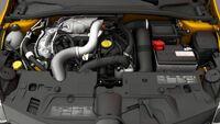 FH3 Renault Clio 13 Engine