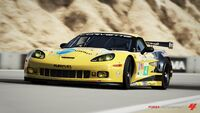 FM4 Chevrolet 4 Corvette ZR1