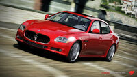 FM4 Maserati Quattroporte 2