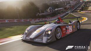 Audi #2 Audi Sport North America R8 in Forza Motorsport 5