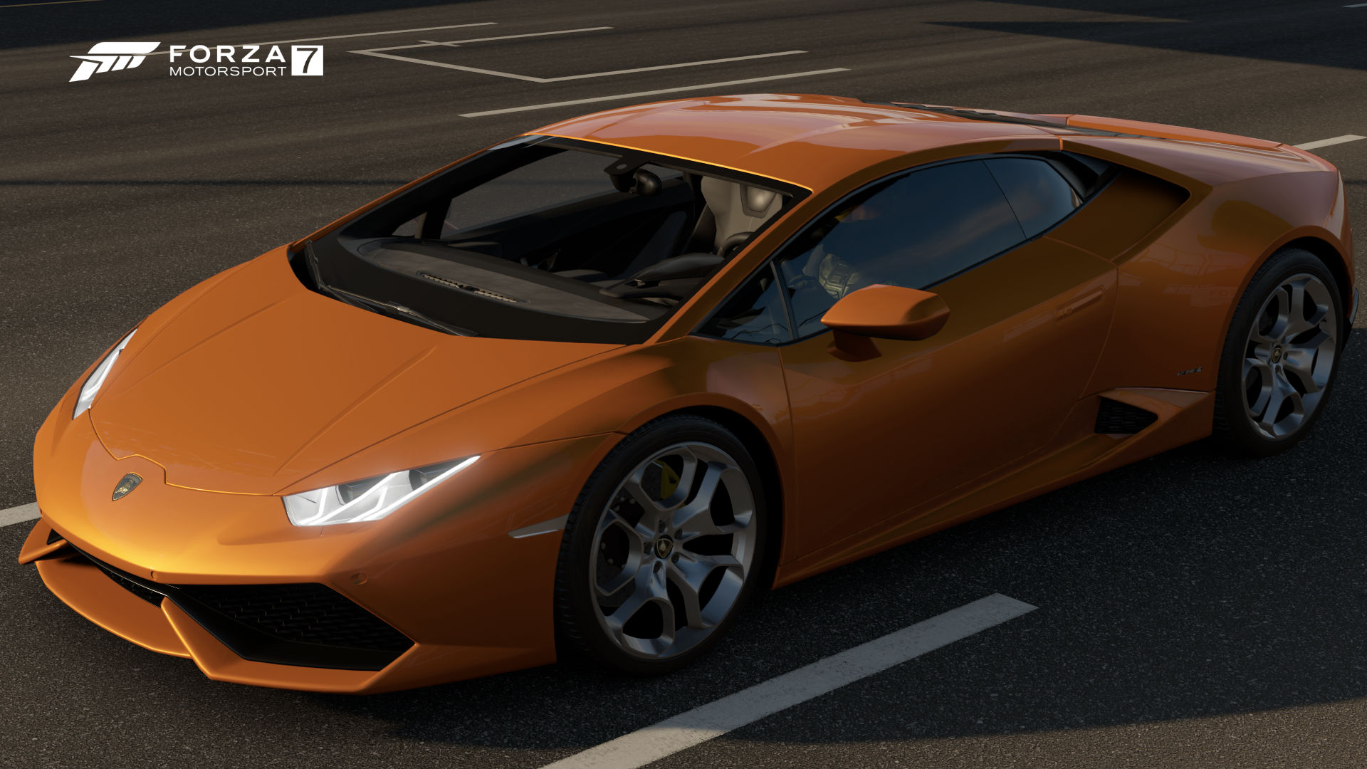 The 2014 Lamborghini Huracán LP 610 4 In Forza Motorsport 7