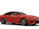 BMW M6 Coupe (2013)