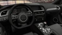 FH3 Audi RS 4 Avant Interior