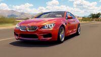 FH3 BMW M6 Front