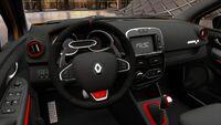 FH3 Renault Clio 13 Interior