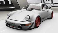 FH4 Hoonigan RWB Porsche Front