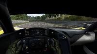 FM7 McLaren P1 GTR Interior