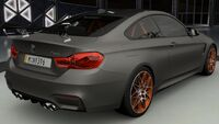 FH3 BMW M4 16 Rear