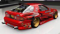 FH4 Hoonigan Mazda RX-7 Rear