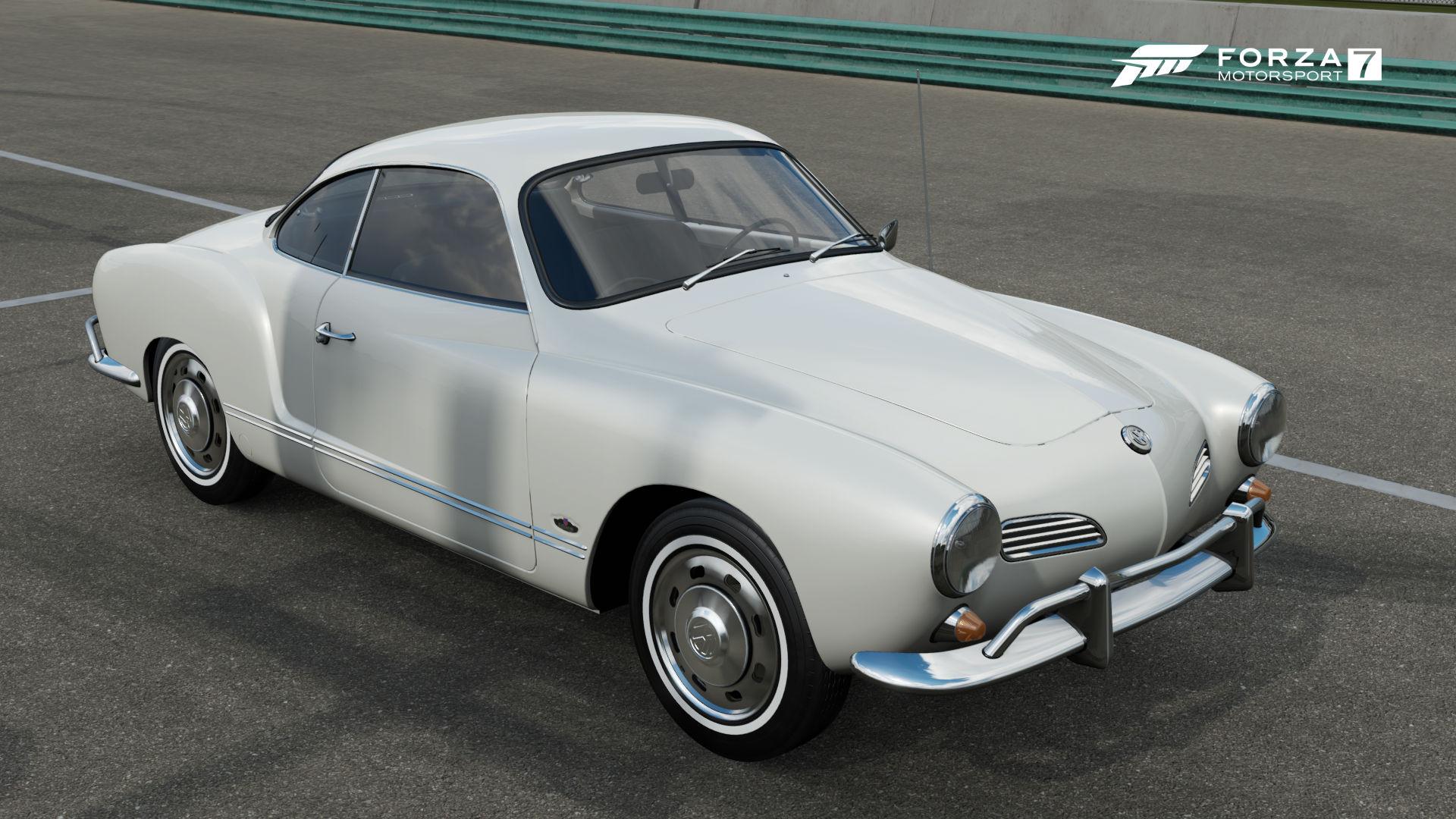 Volkswagen Karmann Ghia | Forza Motorsport Wiki | FANDOM powered by
