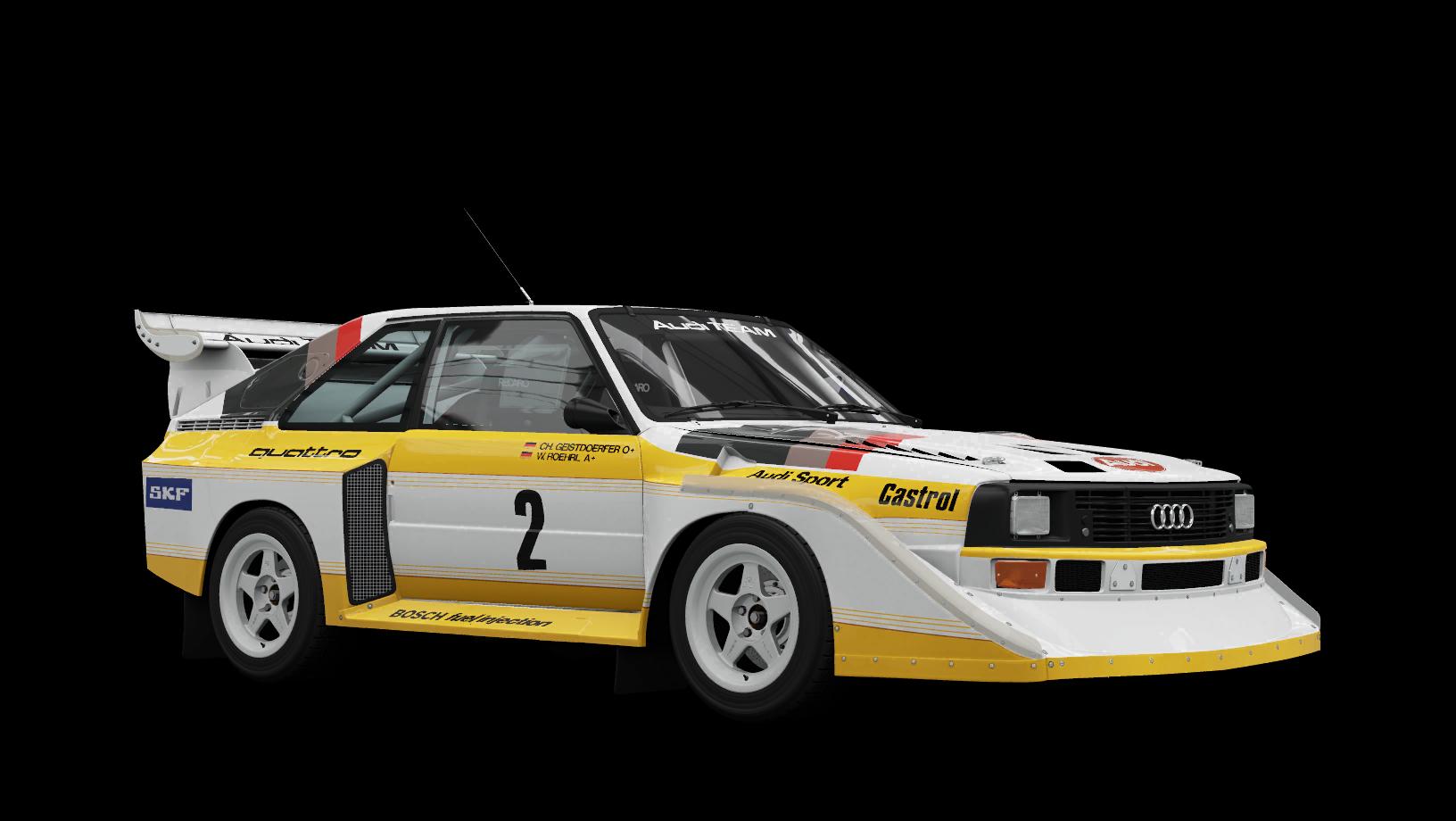 Kelebihan Kekurangan Audi Quattro S1 Murah Berkualitas