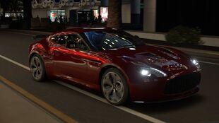 Aston Martin V12 Vantage in Forza Horizon 3