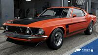FM7 Ford Mustang 69 Front