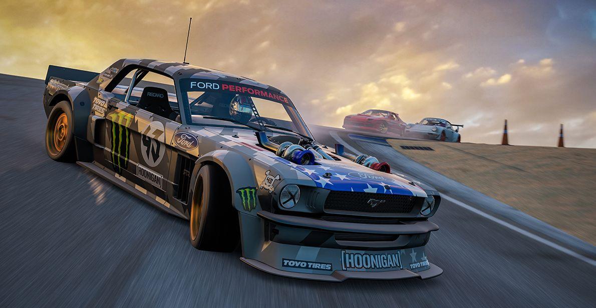 What Is A Hoonigan >> Forza Motorsport 7/Hoonigan Car Pack | Forza Motorsport ...