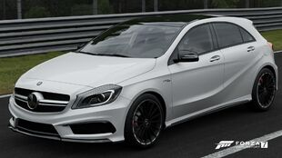 2013 Mercedes-Benz A 45 AMG in Forza Motorsport 7