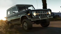 FH2 Ford Bronco
