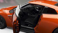FH4 Nissan GT-R 17 Interior2