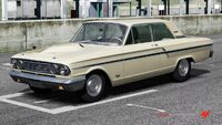 FM4 Ford Fairlane Thunderbolt