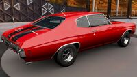FH3 Chevy Chevelle 70 Rear