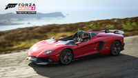 Lamborghini Aventador J Forza Motorsport Wiki Fandom Powered By