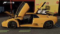 FM7 Lamborghini Diablo GTR Exploded
