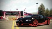 FH Bugatti VeyronSS
