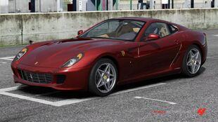 Ferrari 599 GTB Fiorano in Forza Motorsport 4