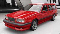 FH4 Volvo 850 R Front