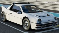 FM7 Ford RS200 Front
