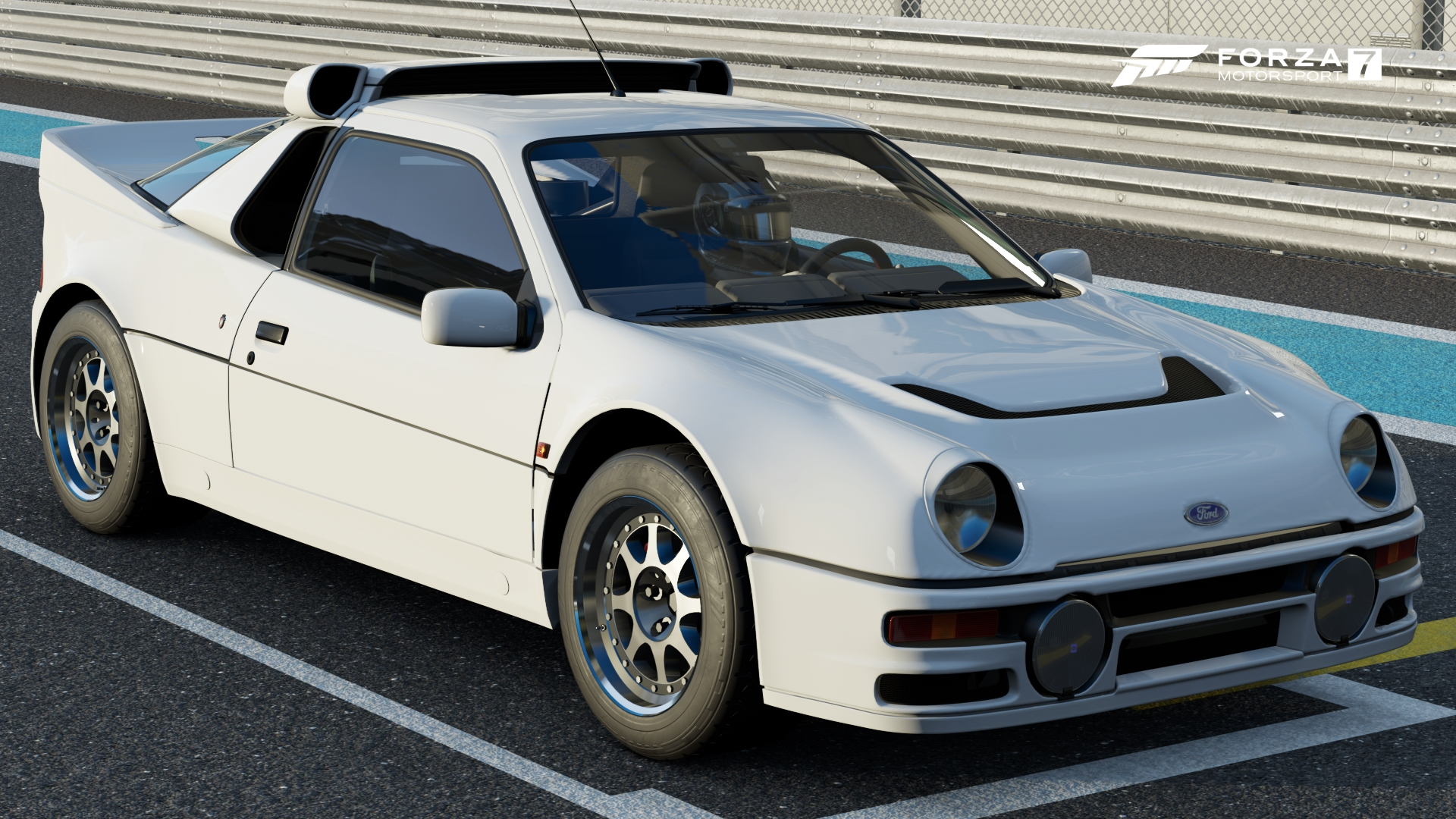 ford rs200 evolution forza motorsport wiki fandom. Black Bedroom Furniture Sets. Home Design Ideas