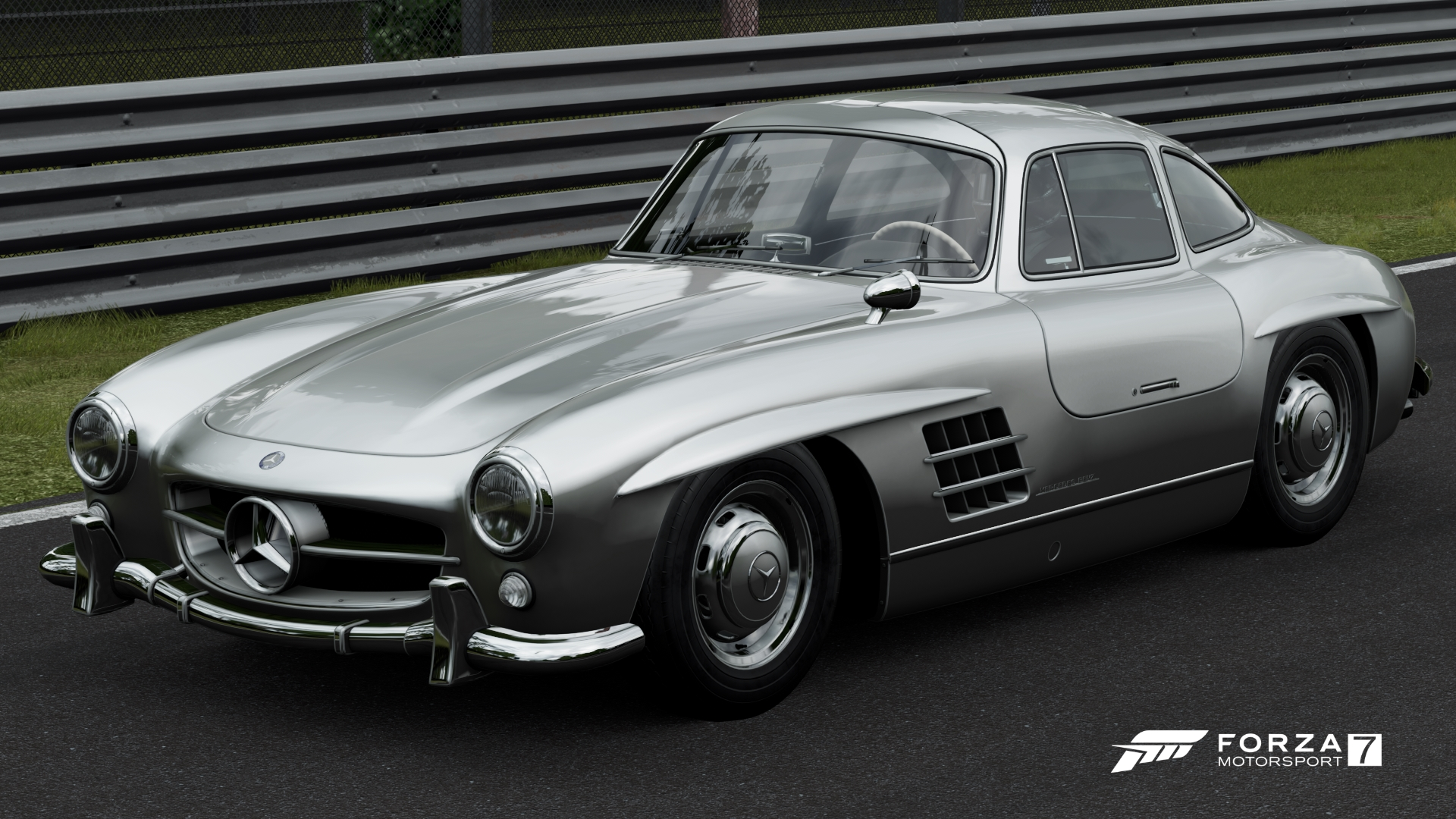 mercedes benz 300 sl coup forza motorsport wiki. Black Bedroom Furniture Sets. Home Design Ideas