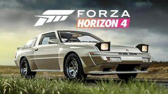 Forza Horizon 4 Series 22 - 1988 Mitsubishi Starion ESI-R