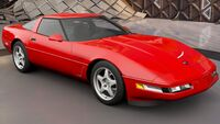 FH3 Chevy Corvette 95 Front